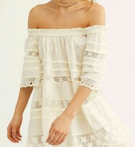 NWT Free People Sounds Of Summer Tunic